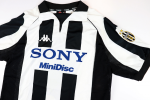 1997-98 JUVENTUS MAGLIA HOME XL ( Top )