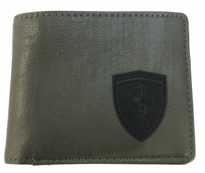 Scuderia Ferrari Ls Wallet M Forest Night