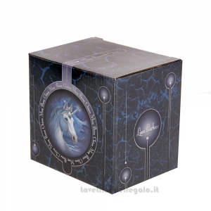 Tazza Mug Unicorno con scatola by Lisa Parker 12x8.5x10 cm - Idea Regalo