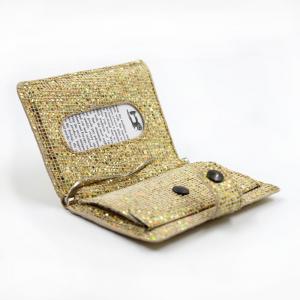 IClutch Woman glitter - oro