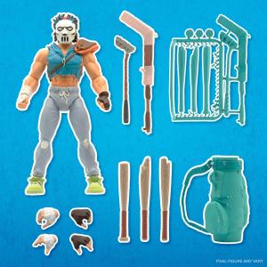 *PREORDER* Teenage Mutant Ninja Turtles: Ultimates Action Figure CASEY JONES by Super 7