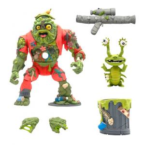 *PREORDER* Teenage Mutant Ninja Turtles: Ultimates Action Figure MUCKMAN & JOE EYEBALL by Super 7