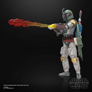 *PREORDER* Star Wars Black Series: BOBBA FETT (Episode VI) by Hasbro