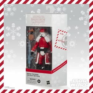 Star Wars Black Series Action Figure: RANGE TROOPER - HOLIDAY EDITION by Hasbro