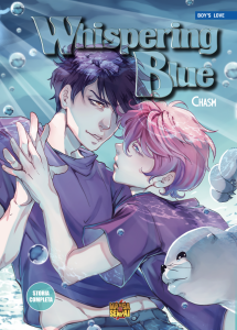 WHISPERING BLUE - variant edition