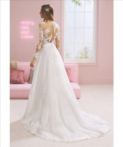 Abito sposa mod. RUKSHANA linea WHITE ONE - PRONOVIAS