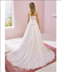 Abito sposa mod. KELSEY linea WHITE ONE - PRONOVIAS