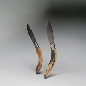 KNIFE ARBURESA MANICO RUSTICO IN CORNO DI MONTONE