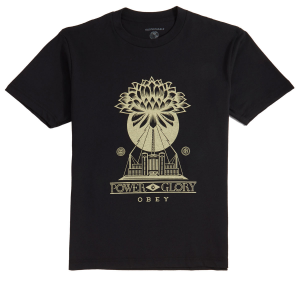 T-Shirt Obey Power & Glory