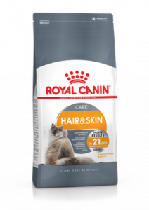Royal Canin - Feline Care Nutrition - Hair&Skin - 2 kg