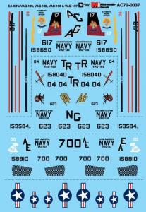 Grumman EA-6B Prowlers