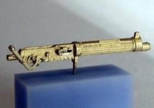 Vickers Mk.I machine gun