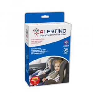 Pad Sistema aggiuntivo Antiabbandono per seggiolino auto by Alertino