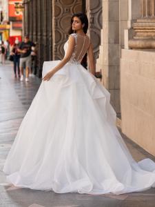 Abito sposa mod. LOLLOBRIGIDA linea PRONOVIAS