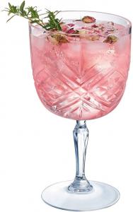 Set di 6 calici Gin Tonic in vetro trasparente 58 cl Broadway