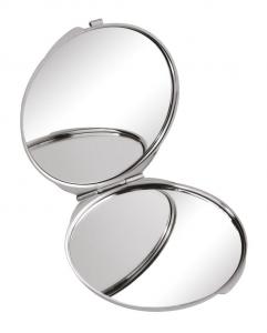 Specchietto da borsa cm.7x7x0,9h diam.6