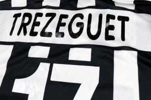 2001-02 Juventus Maglia Match Worn #17 Trezeguet XL