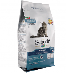 Schesir Cat - Adult - Hairball - 1,5 kg