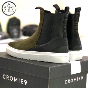 Cromier - Double boot . Muschio