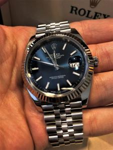 Orologio secondo polso Rolex Datejust