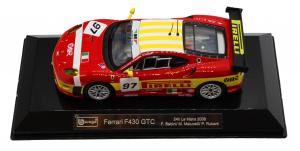 Ferrari F430 Gtc 2008 1/43 Burago