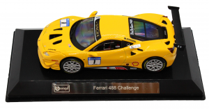 Ferrari 488 Challenge #1 2017 1/43 Burago Racing