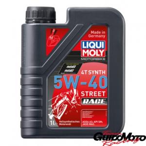 STD2592 LIQUIMOLY OLIO MOTORE 4T STREET RACE LT.1