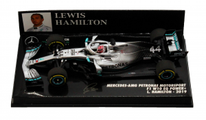 Mercedes - AMG Petronas Motorsport F1 W10 Eq Power+ Louis Hamilton 2019 1/43
