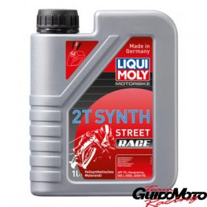 STD1505 LIQUIMOLY OLIO MOTORE 2T SYNTH STREET RACE LT.1