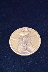 Medaglia Dei Maestri Del Lavoro D'italia 1984