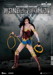 Justice League Action Figure: WONDER WOMAN by Beast Kingdom
