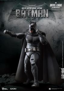 *PREORDER* Justice League Action Figure: BATMAN by Beast Kingdom