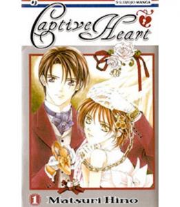 Captive Heart (serie completa in 5 volumi)