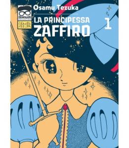 La Principessa Zaffiro (serie completa 4 volumi)
