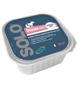 DRN - Solo Blu - Maiale Low Fat - 300 g x 6 vaschette