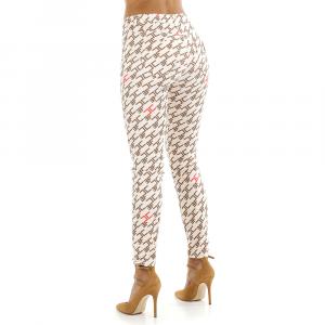 Pantalone ELISABETTA FRANCHI PJ90S06E2 K45BURRO/MOU  -20