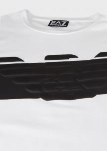 T-shirt uomo ARMANI EA7 con maxi-logo