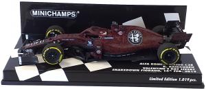 Alfa Romeo Racing C38 Kimi Raikkonen 2019 1/43