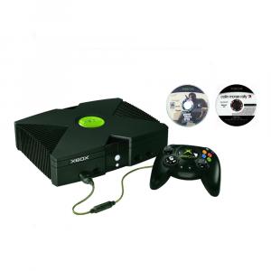 Console XBOX + GTA SAN ANDREAS + COLIN MCRAE RALLY 3