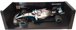 Louis Hamilton Winner British Gp 2019 Mercedes-AMG Petronas Motorsport 1/18