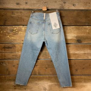 Jeans Uomo Amish Jeremiah Columbus Real Vintage Blu Chiaro