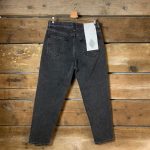 Jeans Amish Jeremiah Madison Khol Black Stone Nero Slavato
