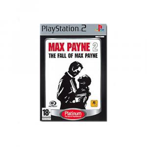 Max Payne 2: The Fall of Max Payne - platinum - USATO - PS2