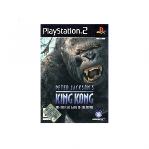 Peter Jackson's King Kong: The Official Game of the Movie - USATO - PS2