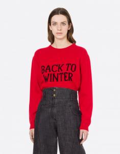 Maglione black to winter  alberta ferretti