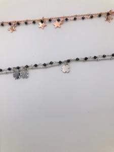 Bracciale in argento Rosè linea Marana