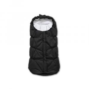 Sacco invernale per passeggino IGLOO Bamboom Antra Black