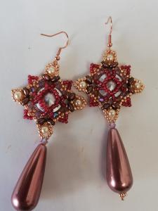 Boucles d'oreilles faites à la main | boutique en ligne