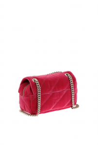 SHOPPING ON LINE PINKO MINI LOVE BAG PUFF MAXI QUILT IN VELLUTO NEW COLLECTION WOMEN'S FALL WINTER 2020/2021