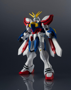 Gundam Universe Action Figure: GF13-017NJ II GOD GUNDAM by Bandai Tamashii